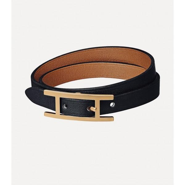 Hermès Bracelet Behapi Black