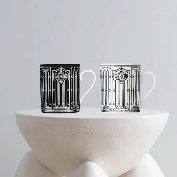 Hermès Cups Mugs H
