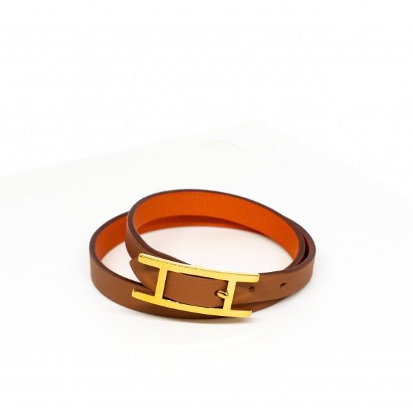 Behapi Double Tour bracelet