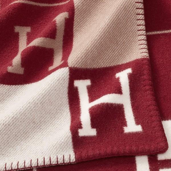 Hermès Plaid Avalon