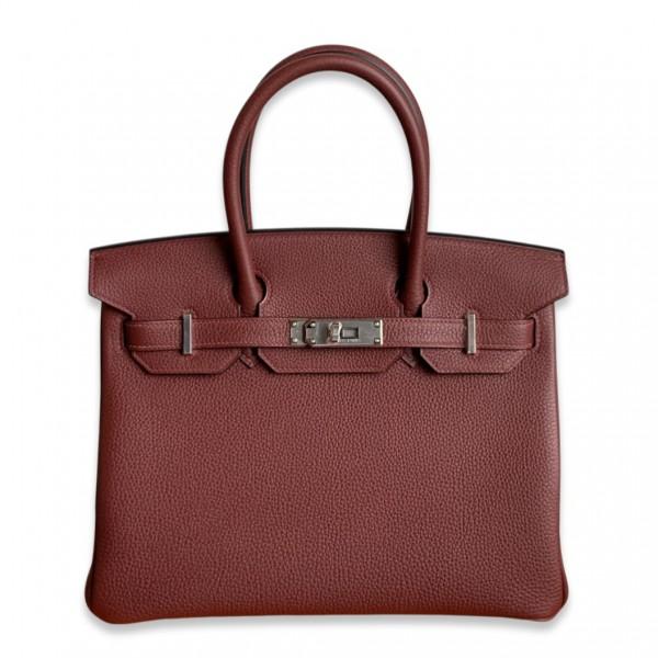 Hermès Birkin 30 Rouge H