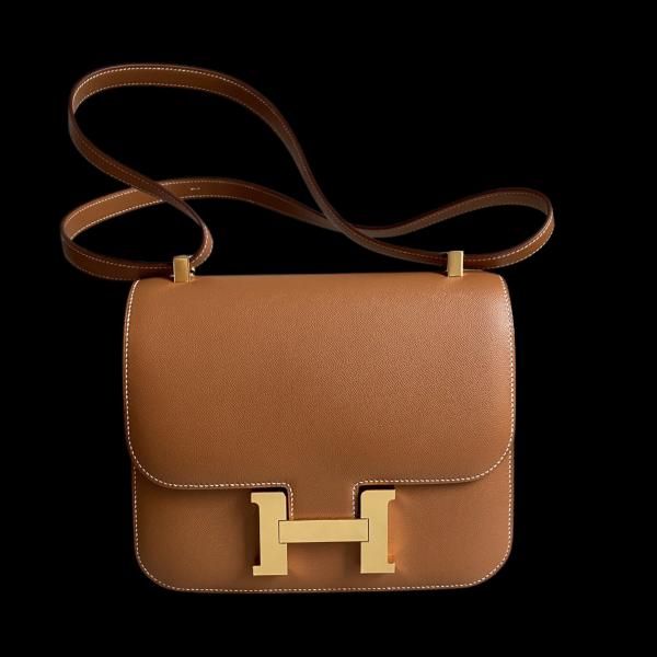 Hermès Constante 24 Gold