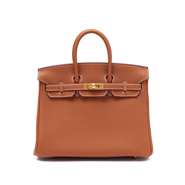 Hermès Birkin 25 Gold