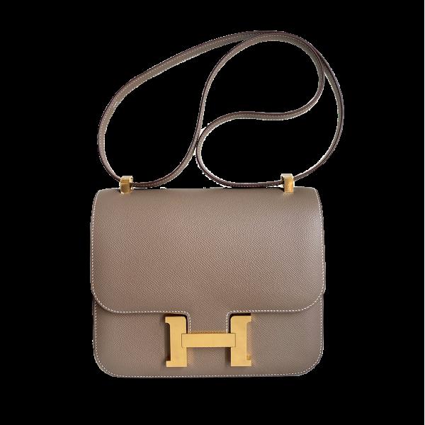 Hermès Constance 24 Étoupe