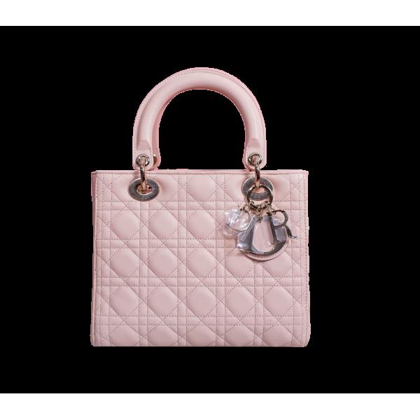 Lady Dior Bag Rose