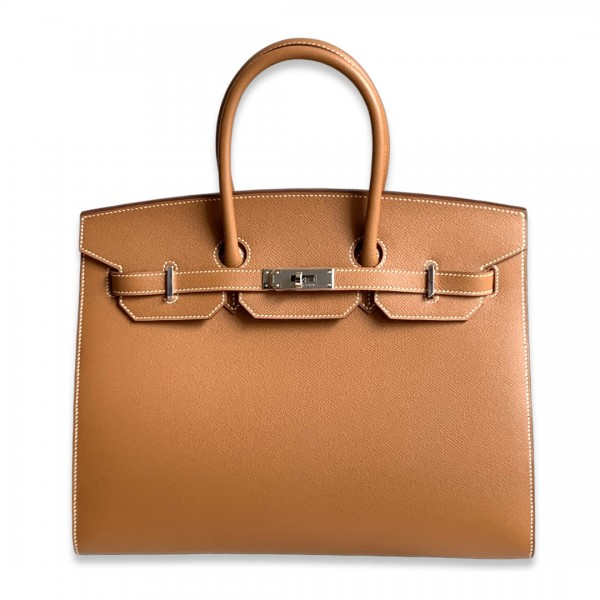 Hermès Birkin 35 Gold Sellier