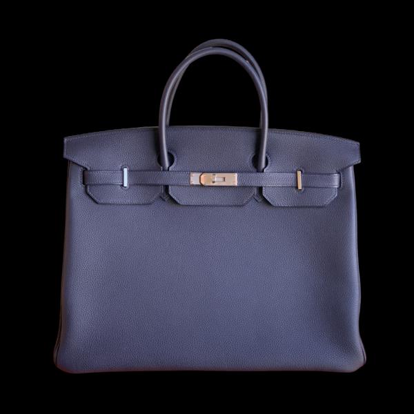 Hermès Birkin 40 Bleu Nuit