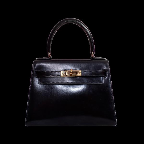 Mini Kelly Bag Black