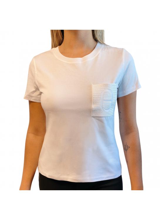 Hermès Embroidered Pocket T-shirt